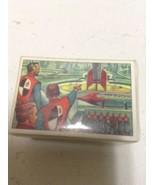 SPACEMEN JETS ROCKETS complete set 108 cards reprint 1985 Bowman 1951 re... - $11.95