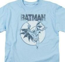 Batman DC Comics retro vintage superfriends distressed graphic t-shirt BM1958 image 2