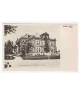Colorado State Normal School Greeley Albertype postcard - $6.93