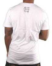 Etnies Mens White Dokuro Japan Tsunami Toshikazu Nozaka T-Shirt NWT image 2