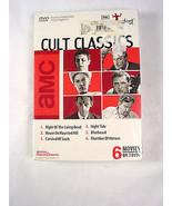 Cult Classics night living dead horror night tide 6 Horror scary DVD movies - $18.10