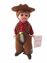 "Madame Alexander 8"" Billy Bob's Bronco Rider Boy Club Convention Doll 20... - $102.72"