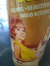 Vintage Original  Cabinet Magic Spray Cleaner...feel full...sprays - $29.99