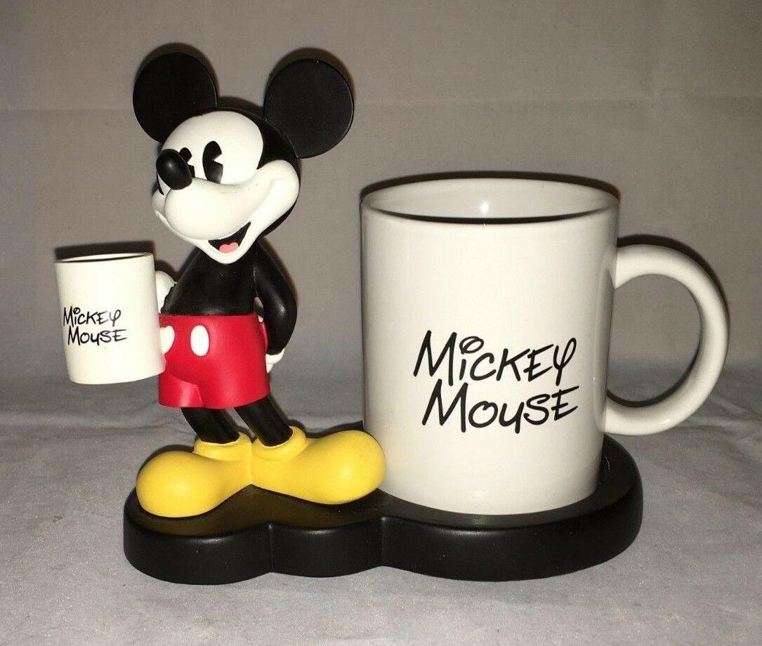 Vintage Mickey Mouse Cup Novocom Top