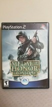 Medal of Honor: Frontline (Sony PlayStation PS2, 2002) Video Game image 1