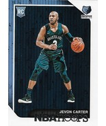 Jevon Carter NBA Hoops 18-19 #271 Rookie Card Memphis Grizzlies - $0.75