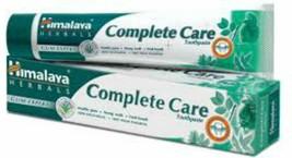 Himalaya Herbals Complete Care Tooth Paste Healthy Gums Shining Teeth 80... - $5.74