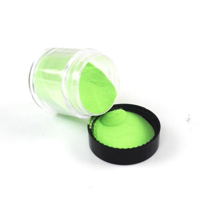 Acrylic Powder Dust UV Gel Design, 3D Tips Decoration Manicure Powder Nail Art