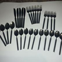 Gorham Hacienda Flatware Stainless Silverware 25+ Pieces  Used Condition - $49.49