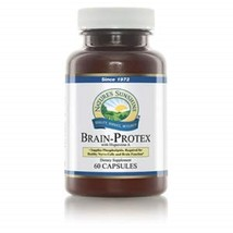 Brain Health and Circulation Support - Brain Protex with Huperzine A 60 ... - $104.82