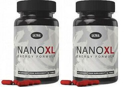 Ultra Strong Nano XL Energy Formula Capsules X 2 Tubs - $246.41