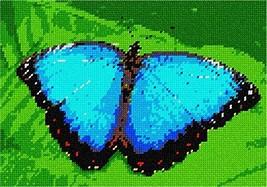 pepita Butterfly Up Close Needlepoint Canvas - $39.60