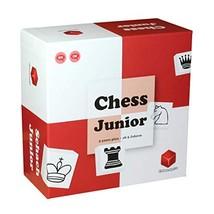Chess Junior - Chess Set for Kids and Beginners. Teaching Chess Board Ga... - $27.82