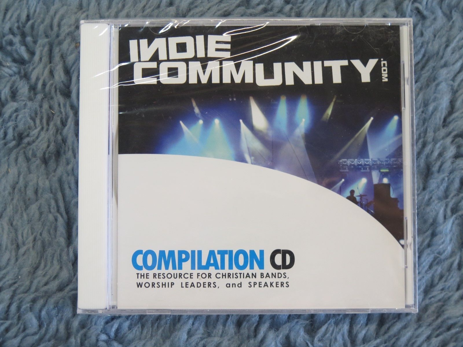 Primary image for Indie Community Compilation CD Resource for Christian Bands, Worship Leaders