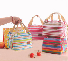 cooler tote bag lunch box 6 colors - $6.97