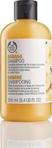 The Body Shop Banana Truly Nourishing Shampoo 250 Ml /400 Ml Pack Free Ship - $21.77+