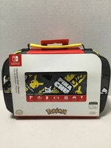 PDP Nintendo Switch Pokemon Pikachu Commuter Case For Switch and Switch ... - $17.75