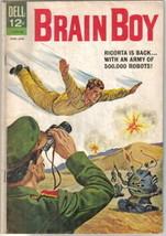 Brain Boy Dell Comic Book #5 Dell Comics 1963 VERY GOOD - $11.64