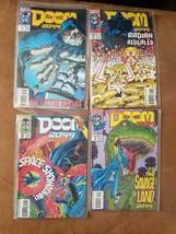 Marvel Doom 2099 Comic Book Lot of 4 isuues 16-19   mint - $14.00