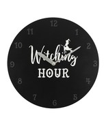 MDF Witching Hour Wall Clock; 39130 - $18.90