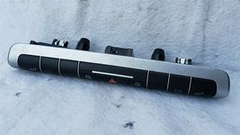 08-13 Smart ForTwo Hazard Heated Seat Lock Switch Panel 4518205210 image 5