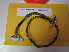 Insignia NS-32D310NA15 6MM0010110 Main Board LVDS Cable [X502] to T-Con Board - $16.95