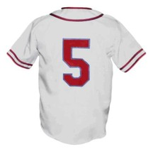 Montreal Royals retro Baseball Jersey 1946 Button Down White Any Size image 2