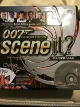 007 scene it game collectors edition - $15.83