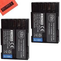 Bm Premium Pack Of 2 D-Li90, Dli90 Batteries For Pentax K-1 Dslr, K-01 - £26.17 GBP