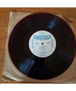 Jelly Roll Morton Muddy Water Blues Very Cool Red 78 LP Riverside Orig! - £33.29 GBP
