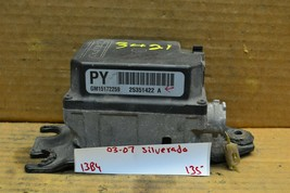 03-07 Chevrolet Silverado Cruise Control Unit 25351422 Module 135-13b4 - $14.99