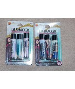 3 Lip Smacker Disney DESCENDANTS Choose Your Favorite Lip Balms .42 oz New - $8.50