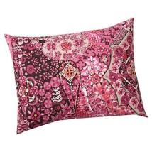 Pottery Barn Lucia Mosaic Tile Standard Pillow Sham 26x20 Pink Magenta B... - $461,67 MXN
