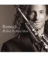 At Last The Duets Album by Kenny G  Cd - $11.99