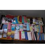 HUGE Lot of  > 50 Variety Colors Widths Materials Rick Rack Seam Blanket... - $13.99
