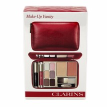 Clarins MAKE-UP Vanity Travel Set NIB-CL4710080 - $50.49