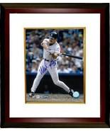 Wade Boggs signed New York Yankees 8x10 Photo Custom Framed- MLB Hologram - $98.95