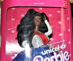 Barbie Doll - UNICEF Barbie AA image 5