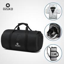 OZUKO Multifunction Large Capacity Men Travel Bag Waterproof Duffle Bag ... - $53.07