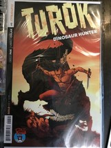 Turok Dinosaur Hunter #1 Dynamite 2014 Mile High Comics Variant COLOR - $9.79