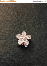 Authentic Pandora Dazzling Daisy, PANDORA Rose Charm Bead 781480Cz - $84.95