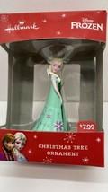 Hallmark Disney Frozen Christmas Tree Ornament Elsa  - $9.85