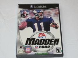 Enloquecer NFL 2002 Nintendo Gamecube 2001 Fútbol Videojuego E-Everyone ... - $16.03