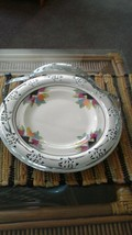 Vintage Umbertone / Farberware pie plate by Leigh Potters - $24.75