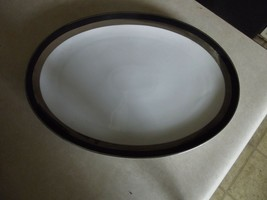 Sears Gemini 12 3/8 inch oval platter 1 available - $4.90