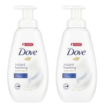 (2x) DOVE Instant Foaming Body Wash, Deep Moisture 13.5 oz/ea - Sulfate ... - $16.91