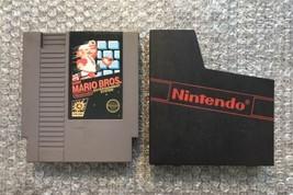 Super Mario Bros. (5 Screw) - Authentic NES Nintendo Game Cart (Tested) ... - $20.90