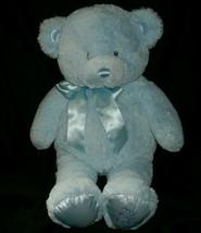"""18"""" BIG LARGE MY FIRST TEDDY BEAR GUND BABY STUFFED ANIMAL PLUSH TOY LIG... - $21.74"""