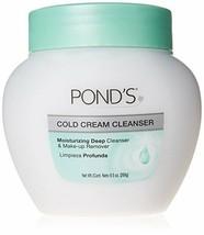 POND'S Cold Cream Cleanser 9.5-oz Jars Suitable for sensitive skin Derma... - $7.51