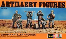 Revell Italaerei  Artillery Figures 1/35 Scale H-2108 - $7.75